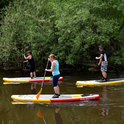 Stand-up SUP Tour
