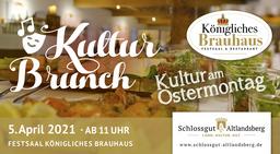 Kulturbrunch in Königlichen Brauhaus