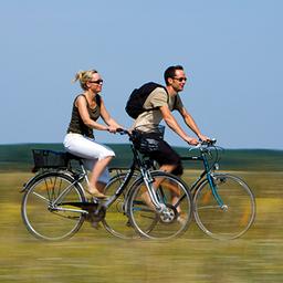 Die Nationalpark-Radtour