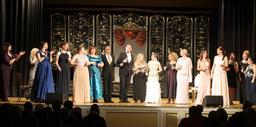 Frühlingskonzert - mit Gästen, Absolventen und Studierenden der Internationalen Opernakademie Bad Schwalbach