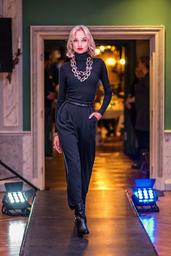 Wild Fashion Dinner 2021 - im Forsthaus Damerow