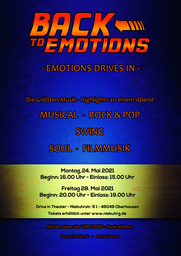 Back to Emotions - Emotions drives in