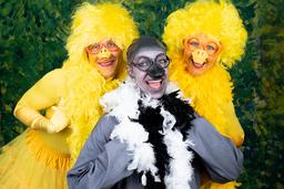 Das hässliche Entlein - open Air - Märchentheater ab 4 Jahren