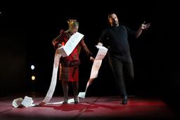Don Giovanni - Oper in zwei Akten von Wolfgang Amadeus Mozart