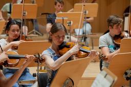 Konzert mit dem Jungen Sinfonieorchester