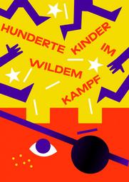 Hunderte Kinder im wilden Kampf - von Erik Fauske