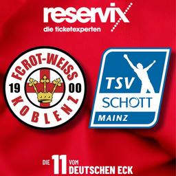 FC Rot-Weiss Koblenz - TSV Schott Mainz