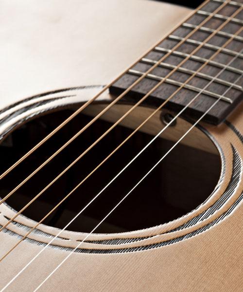 Neu Dreadnought Westerngitarre Baton Rouge Ar11c/d Akustikgitarre