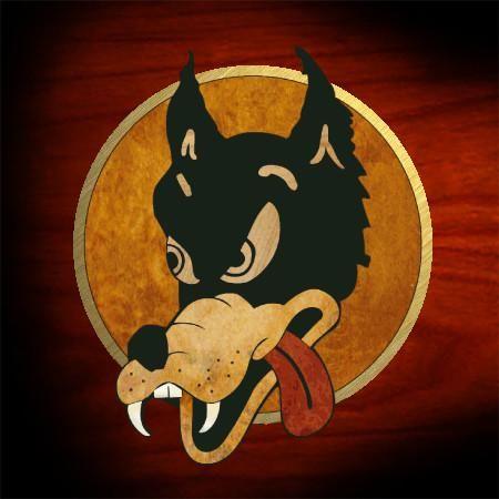 JOCKOMO Inlay Stickers Body-Garcia Wolf