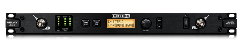 Line 6 Relay Guitar Wireless System G90 receiver product photo