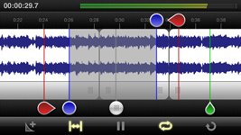 Die definitive Audio-Aufnahme-App für iPhone® und iPad®: RØDE Rec kombiniert professionelle Features mit einfachster Bedienbarkeit