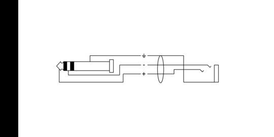 Cordial CFS 5 WY Verlängerung 3,5 Stereo Miniklinke 5m Rean Stecker